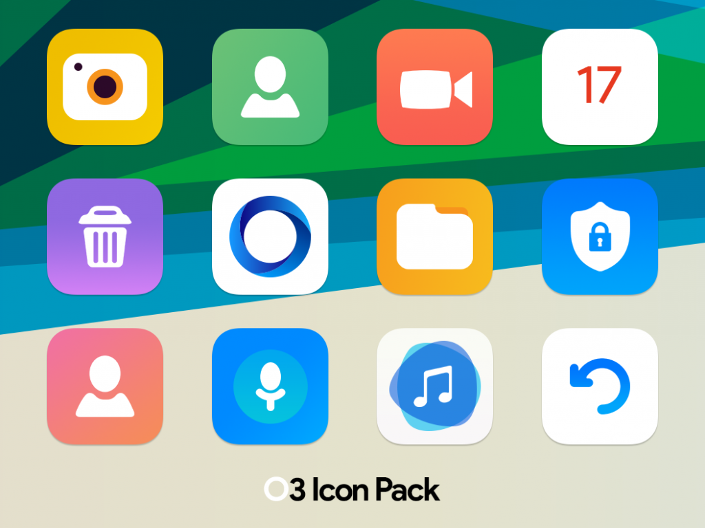 O3 Icon Pack